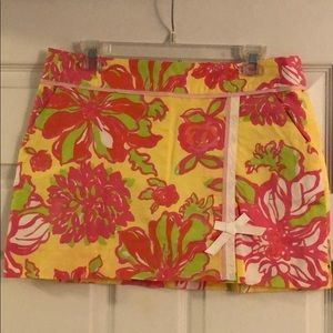 (2) Lilly Pulitzer Skirts